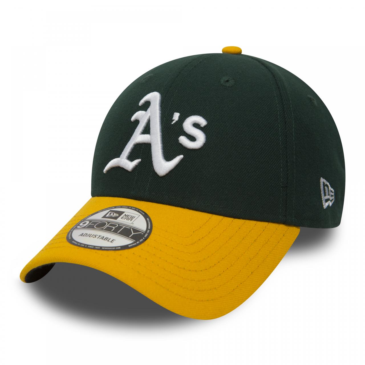 10047540 9FORTY THE LEAGUE MLB OAKLAND ATHLETICS CAP
