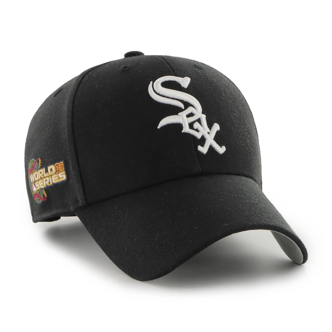 MLB CHICAGO WHITE SOX SURE SHOT SNAPBACK TT '47 MVP