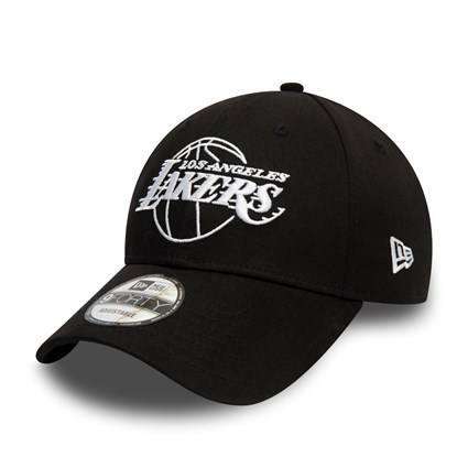 12292584 9FORTY ESSENTIAL OUTLINE NBA LOS ANGELES LAKERS CAP