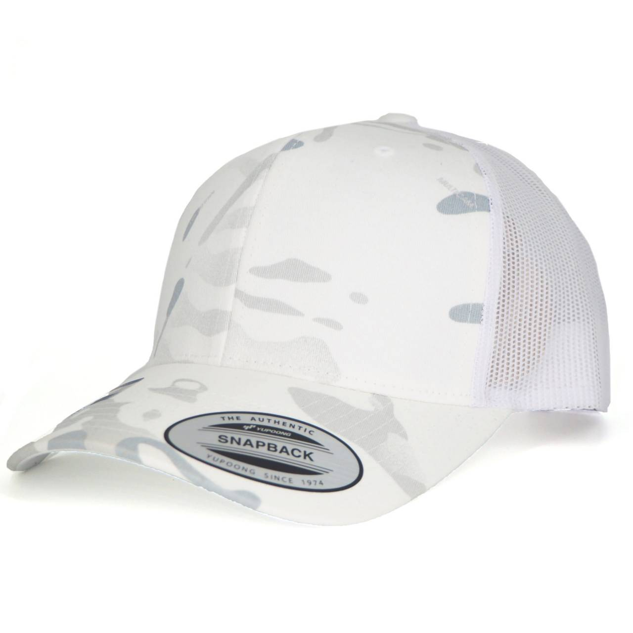 6606MC-02556-0050 RETRO TRUCKER ALPINE MULTICAMO CAP