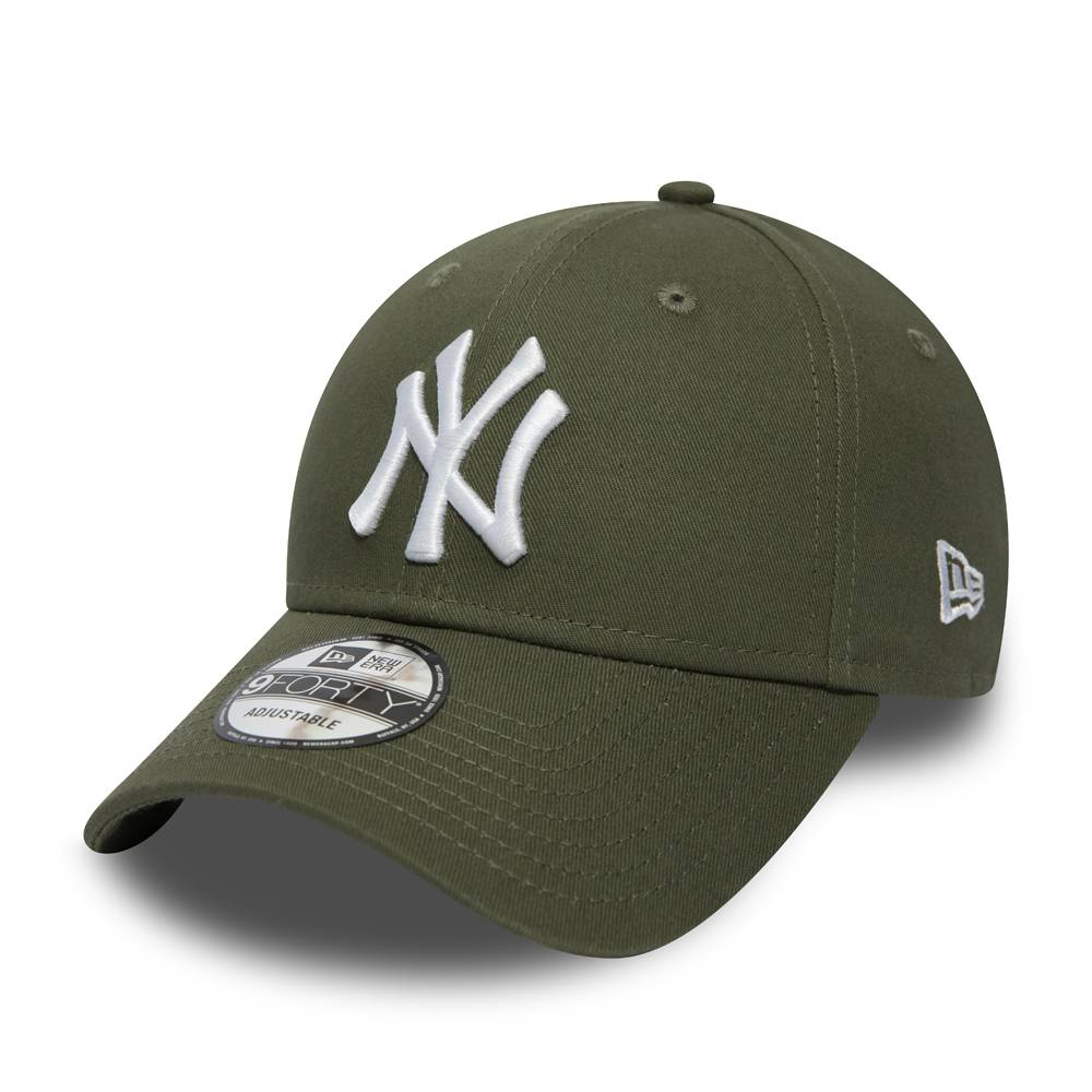 80636010 9FORTY MLB NEW YORK YANKEES OLIVE CAP