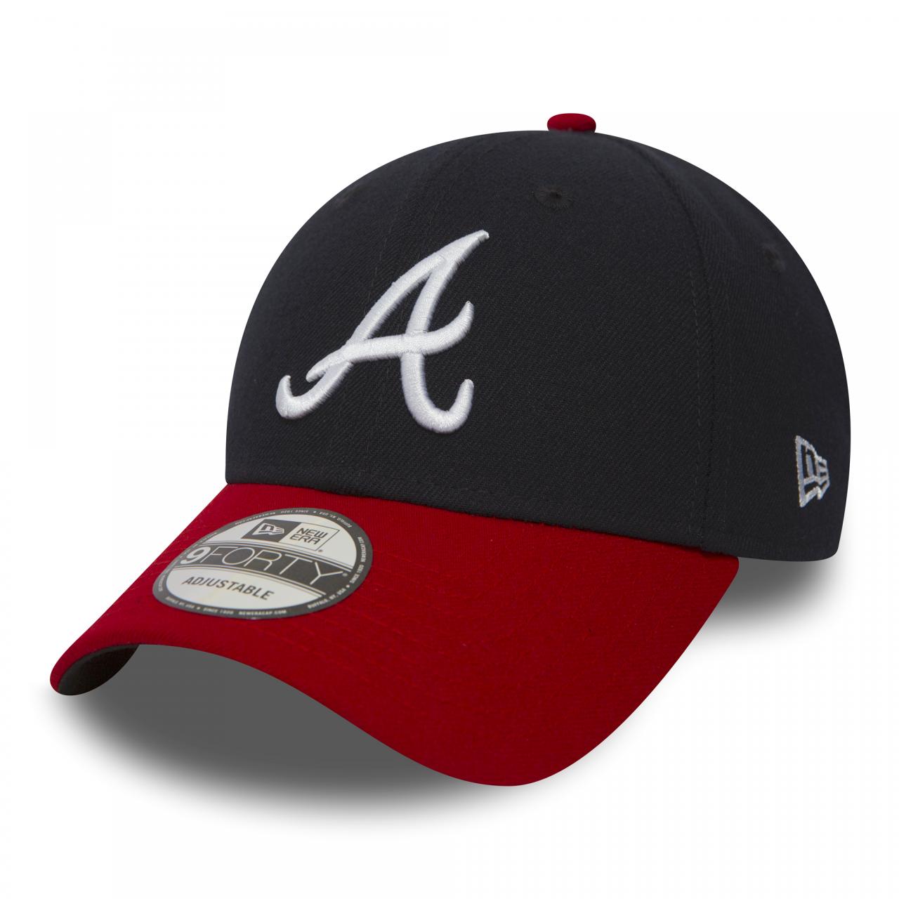 10047507 9FORTY THE LEAGUE MLB ATLANTA BRAVES CAP