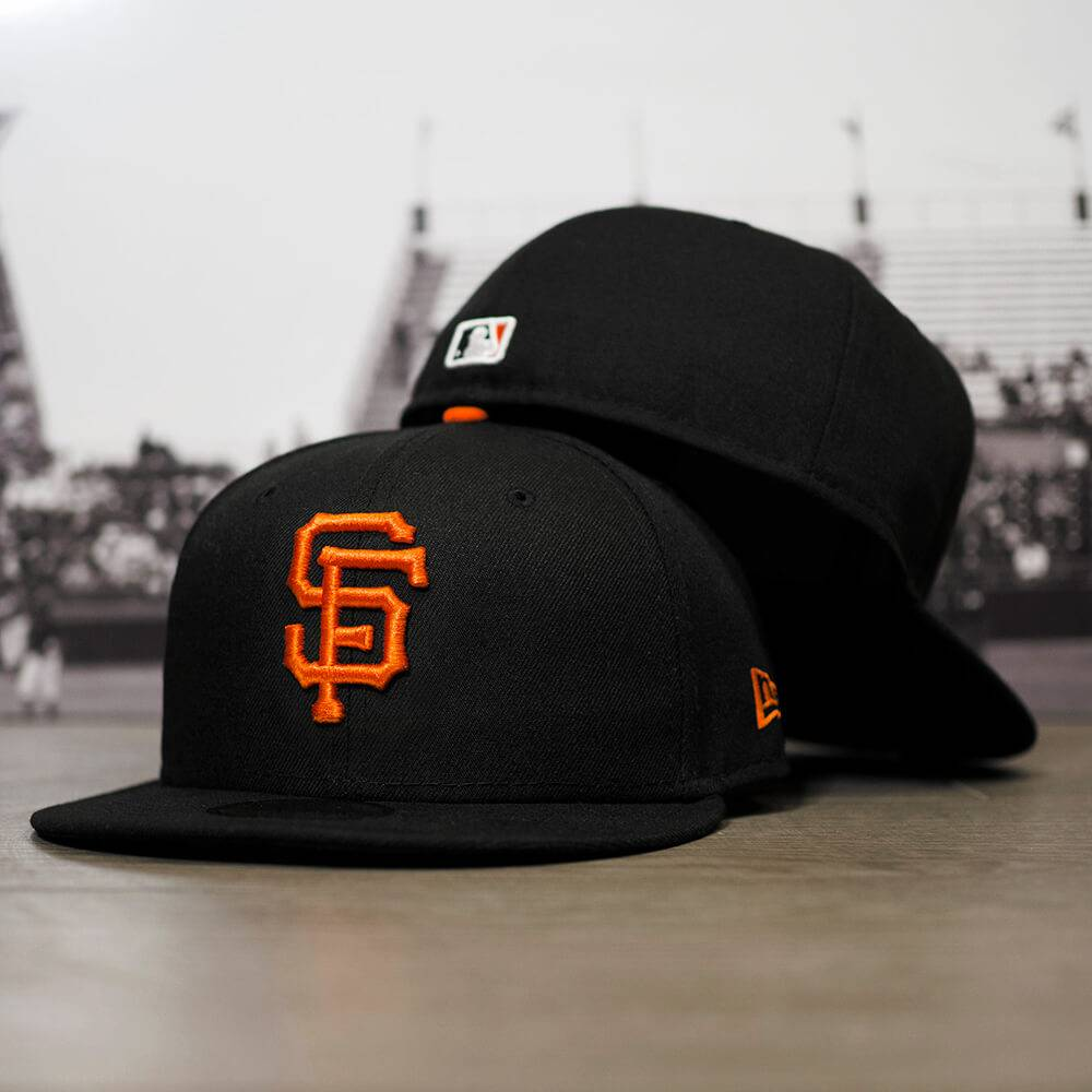 59FIFTY MLB AUTHENTIC SAN FRANCISCO GIANTS TEAM FITTED CAP