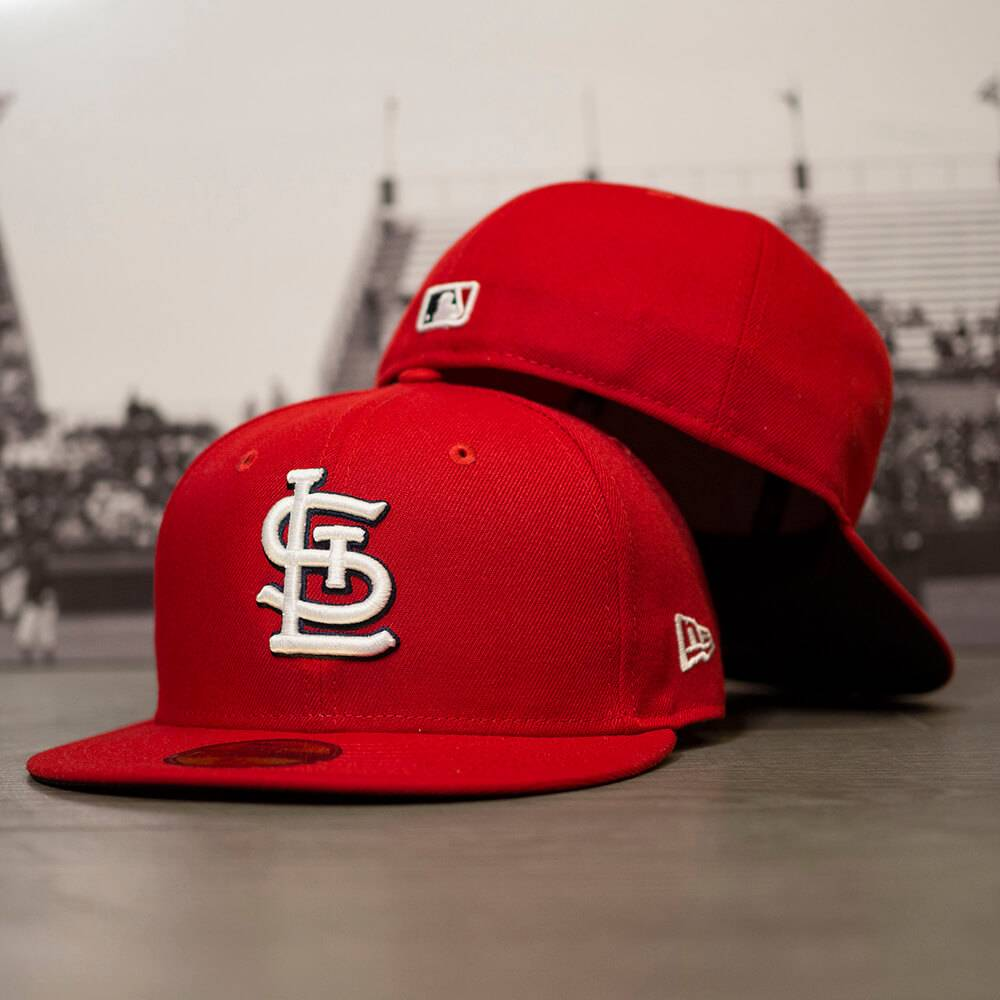 59FIFTY MLB AUTHENTIC ST. LOUIS CARDINALS TEAM FITTED CAP